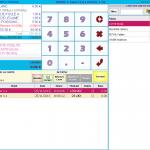épicerie, commerce de détail, caisse, système d'enregistrement